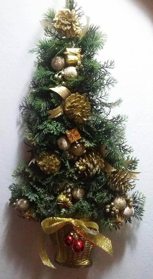 Hoy 8 de Diciembre armamos nuestro Arbol de Navidad