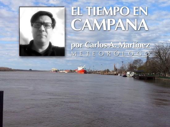 CARLOS MARTINEZ PRONOSTICA MUCHO CALOOOORRRRRRR!!!