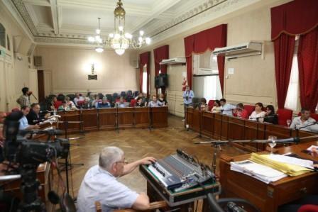 Se llevó adelante la sesión en el Honorable Concejo Deliberante