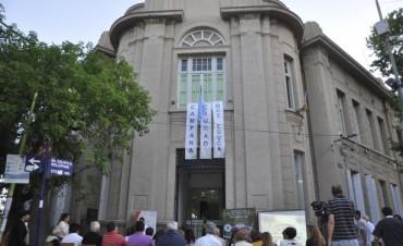 Se inauguraron las Obras de Remodelación del Instituto Nº 15