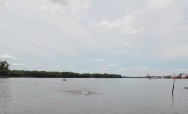 """Se realizó el cruce del Río Paraná """"Aniversario Campana Boat Club"""""""
