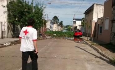 COMUNICADO DE PRENSA:  Cruz Roja Argentina