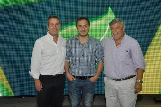 """El Intendente participó del pre lanzamiento del Parque Eco-Industrial """"Los Libertadores"""""""