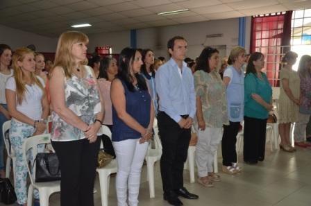 El Intendente participó del cierre del ciclo lectivo 2016