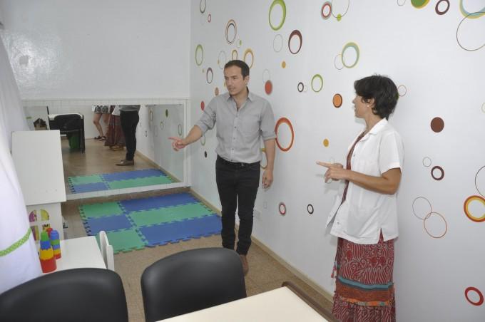 El Municipio inauguró un centro de rehabilitación y evaluación neuropsicomotriz