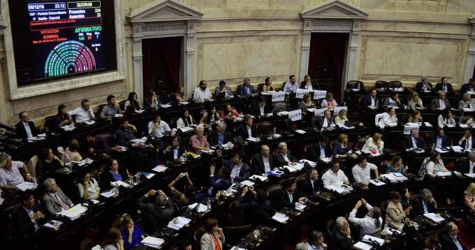Diputados aprobó  la modificación en Ganancias