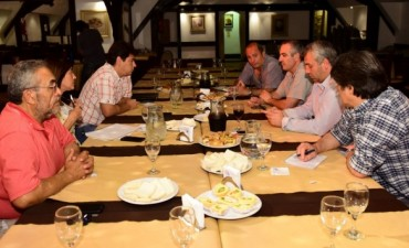 Campana participó del 1° encuentro de transporte del Consorcio Región Norte 2