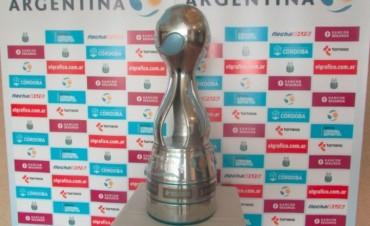 Conocé el trofeo que buscarán River y Rosario Central