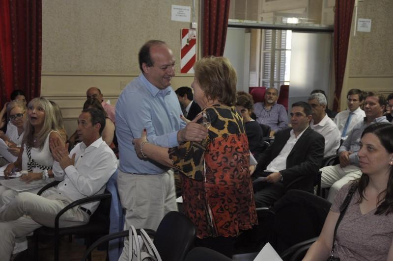 Prestadores de PAMI participaron de una Jornada sobre discapacidad