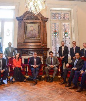 Gobernadores respaldaron lareforma previsional