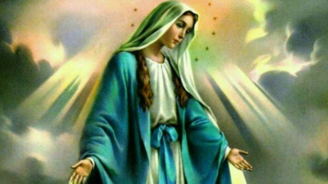 La iglesia recuerda hoy a la Inmaculada Concepción de María