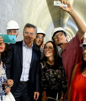 El Presidente Mauricio Macri postergó el retiro espiritual en Chapadmalal
