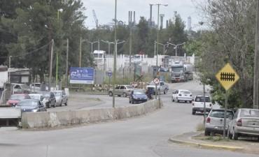 Av. 6 de Julio: el giro a la izquierda en dirección a Ameghino e Yrigoyen está prohibido