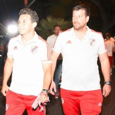 River Plate en Mendoza para ir por el bicampeonato