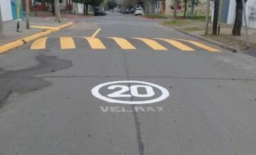 El lunes estará cortado un tramo de avenida Varela y de San Martin