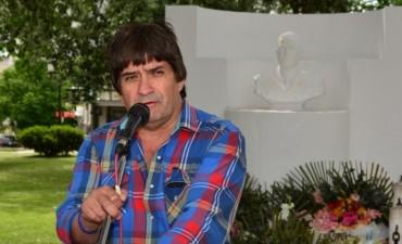 Oscar Villarreal : los trabajadores decidieron acatar el paro y manifestarse por las calles de Campana