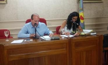 Se realizó la sesión extraordinaria en el Honorable Concejo Deliberante