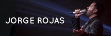 Jorge Rojas en el Teatro Roxy de Mar del Plata el Martes 23 de enero