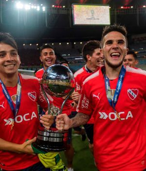 Independiente y Gremio ya tienen fecha para la Recopa