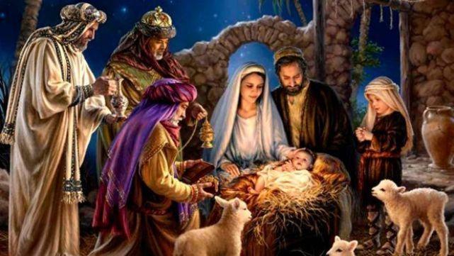 La Iglesia celebra la Nochebuena