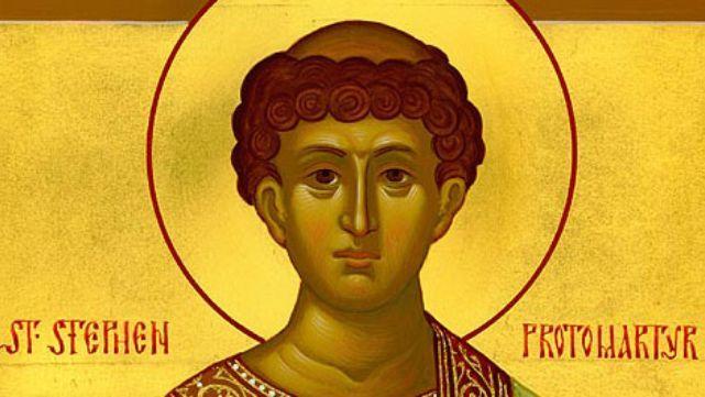 La iglesia recuerda hoy a San Esteban