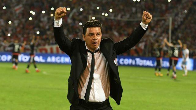 Marcelo Gallardo: Somos privilegiados de tener la chance de jugar una final