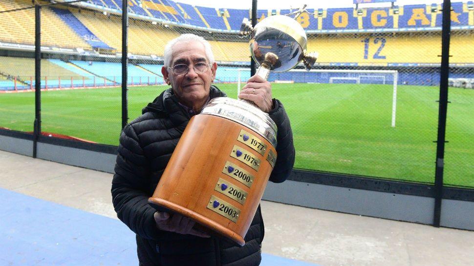 "Francisco ""Pancho"" Sá: el ex jugaador argentino que màs veces ..."