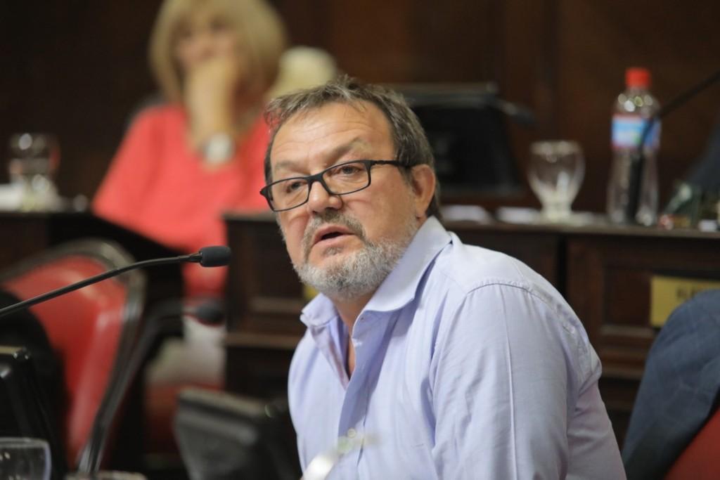 """Roberto Costa: """"El Presupuesto 2019 sostendrá la inversión para continuar transformando la Provincia"""""""