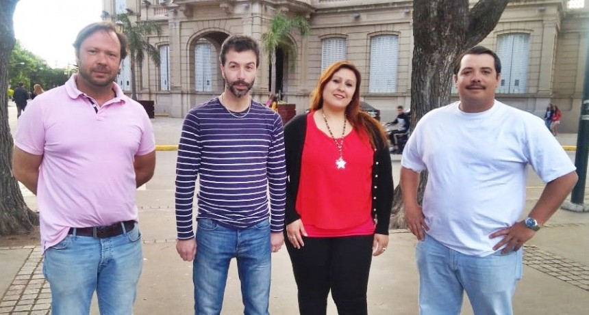 """""""Persiguen a Rubén Romano es porque saben  que puede ser el próximo Intendente"""""""