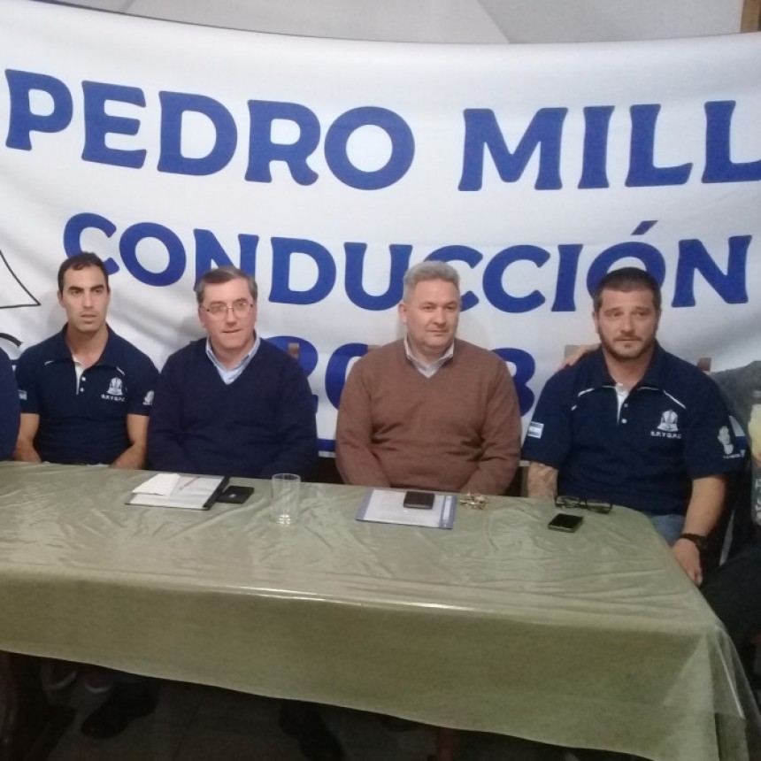 Daniel Ibarra: logramos el aumento del 20 % para los petroleros de Refinerìas
