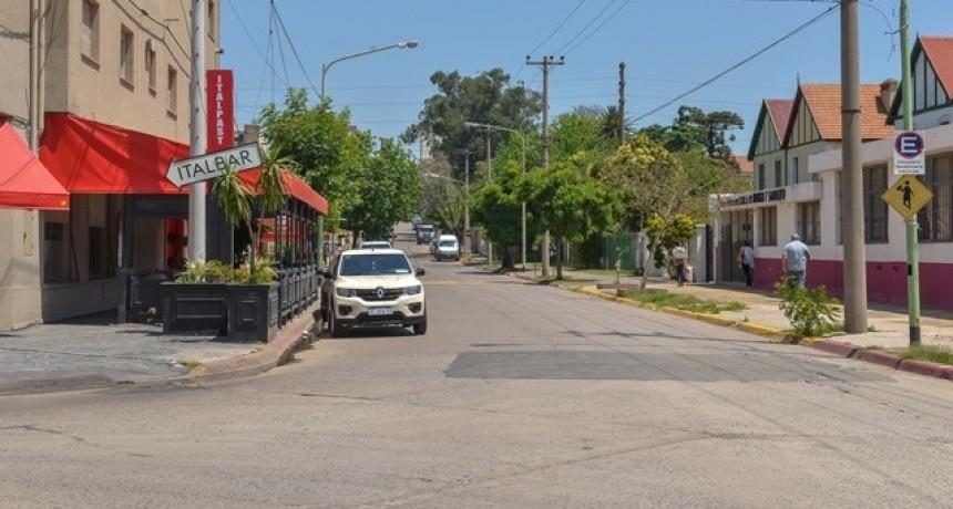 Este viernes cambiará el sentido de la calle Beruti desde Luis Costa hasta Dellepiane