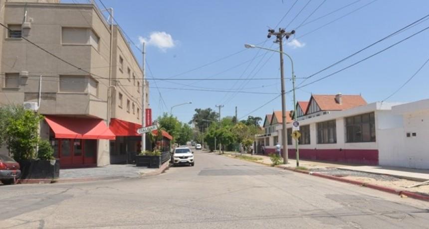 Calle Beruti: cambia el sentido de circulación desde Luis Costa hasta Dellepiane