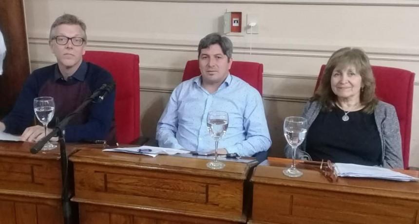 """""""La UV Más Campana sigue trabajando en los temas que le interesan a los vecinos"""""""