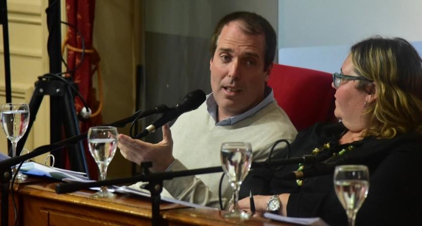 """El concejal Lis cuestionó a la oposición por """"interpretar las normas conforme a sus intereses"""""""