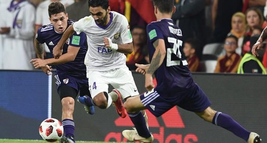 River Plate quedó eliminado del Mundial de Clubes
