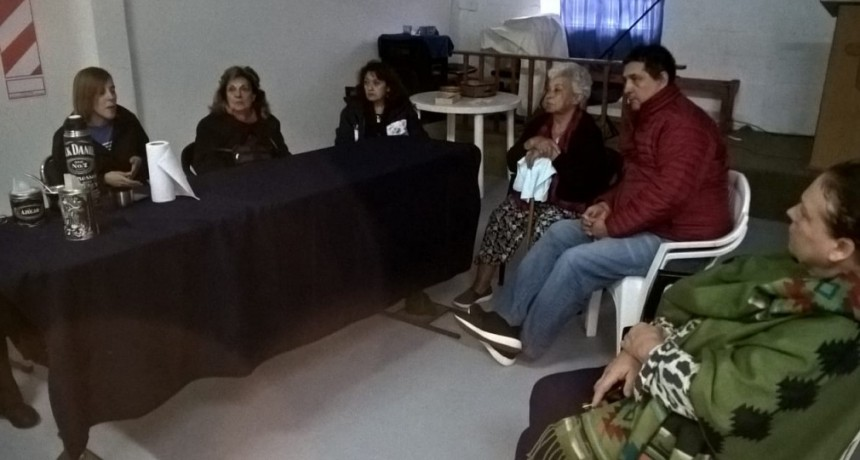 Vecinos del Hospital, preocupados por la inseguridad