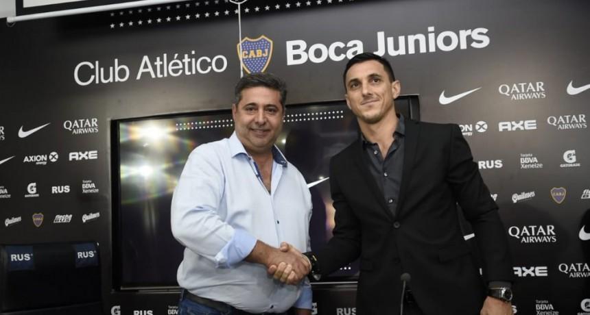 Gustavo Alfaro nuevo DT de Boca Juniors
