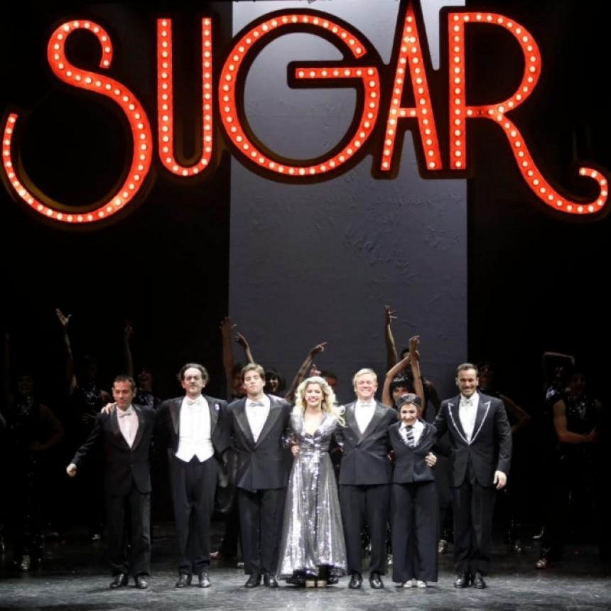 A sala llena estrenó Sugar en el Neptuno!!!