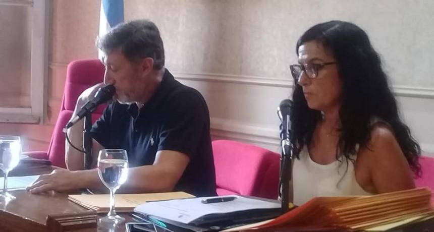 Con la ausencia de los concejales de Cambiemos se llevó a cabo la sesión de prórroga del Honorable Concejo Deliberante