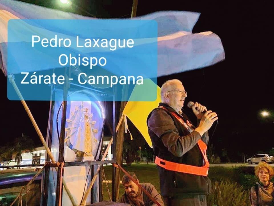 Mensaje del Obispo Monseñor Pedro Laxagüe