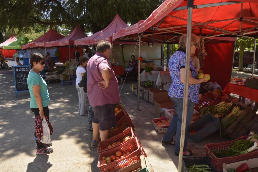El Mercado en tu barrio y productores locales: anuncian el cronograma de diciembre