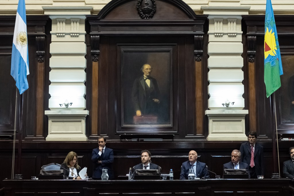 LA CÁMARA DE DIPUTADOS SANCIONÓ LA LEY DE MINISTERIOS
