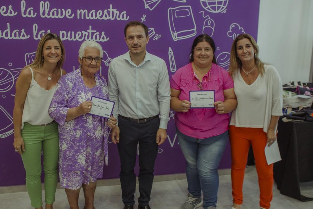 """Abella cerró la primera edición del programa """"Impulso Laboral"""""""