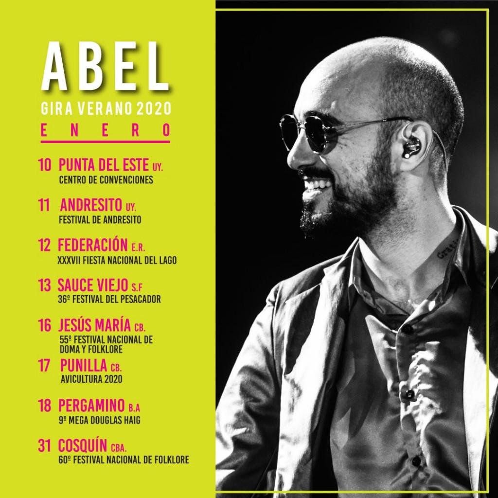 """ABEL PINTOS  PRESENTA SU NUEVO SINGLE Y VIDEO """"QUIERO CANTAR"""" PRIMER ADELANTO DE SU PRÓXIMO ÁLBUM"""