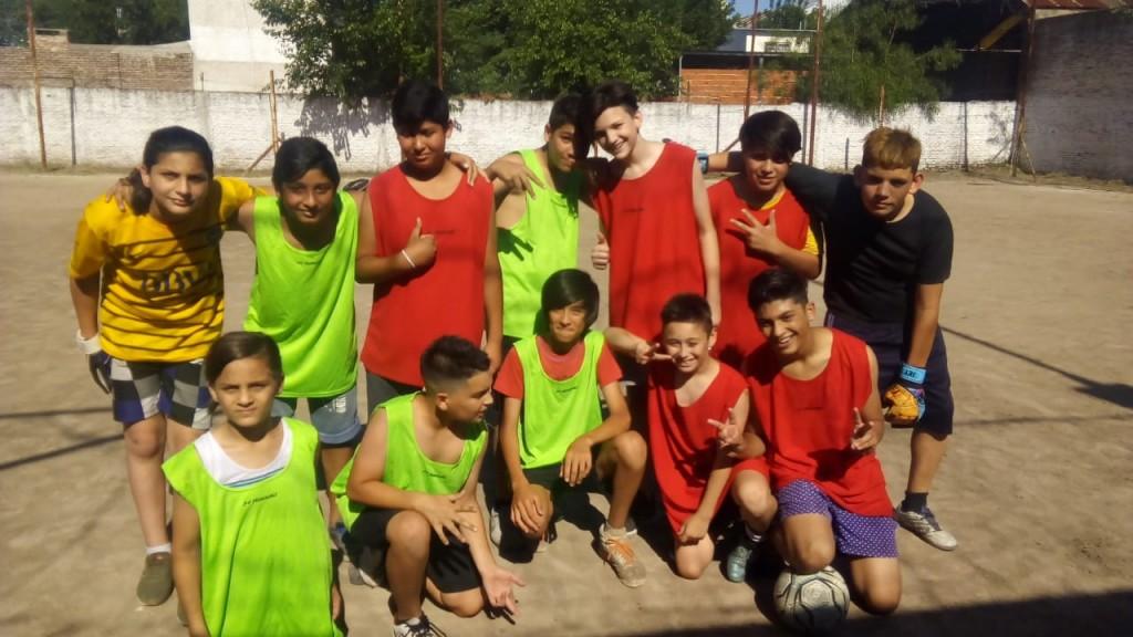 La Escuela Municipal de Fútbol finalizó su año de actividades