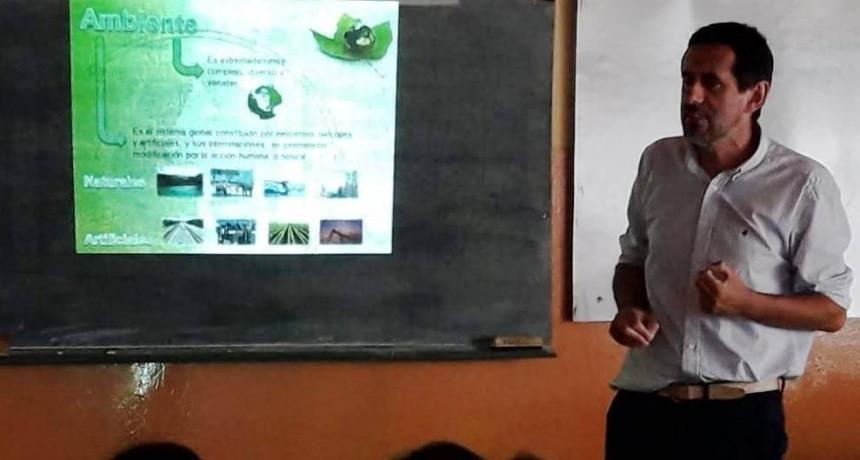 El CICACZ finalizó su Programa Anual de Educación Ambiental