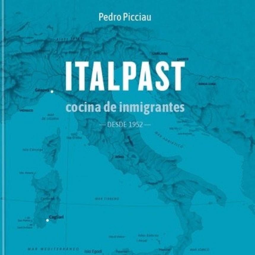 Pedro Picciau presentó su libro que cuenta la historia de