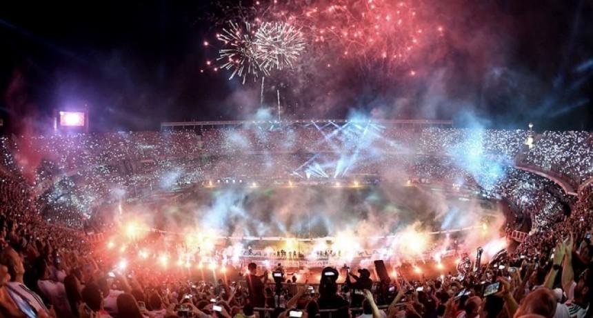 River Plate vivió su fiesta eterna por el primer aniversario de la gesta ante Boca