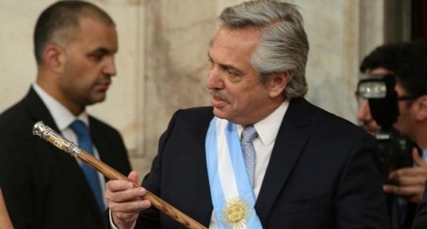 Alberto Fernández anunció la restitución del Ministerio de Salud y declaró la emergencia sanitaria