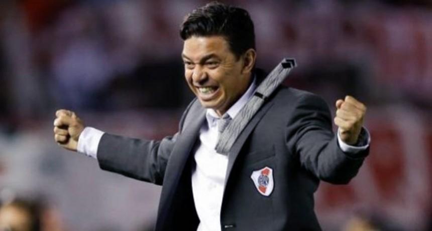 Gallardo festejó y confirmó que Ignacio Fernández seguirá en River Plate